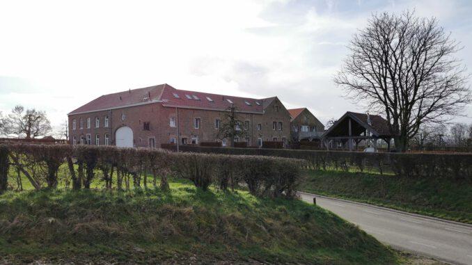 Landgoed Moerslag in de winter