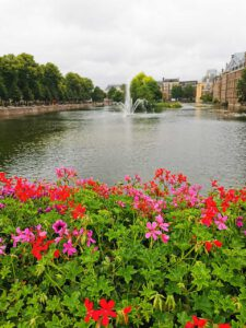 Den Haag mooie stad achter de duinen